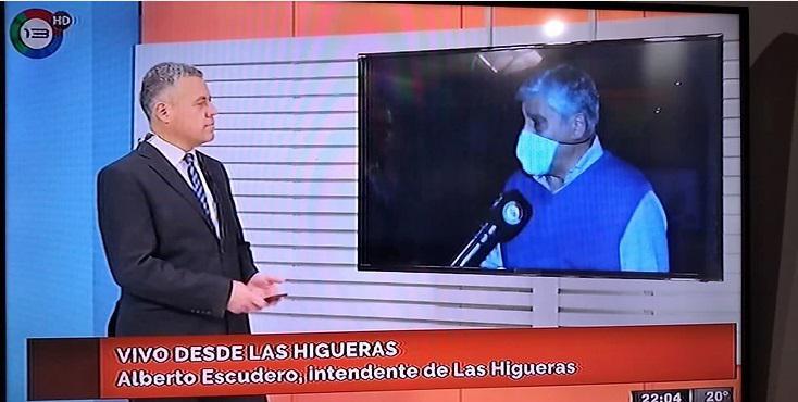 Escudero Canal 13